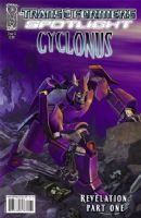Transformers - Spotlight: Cyconus #1 - One-Shot